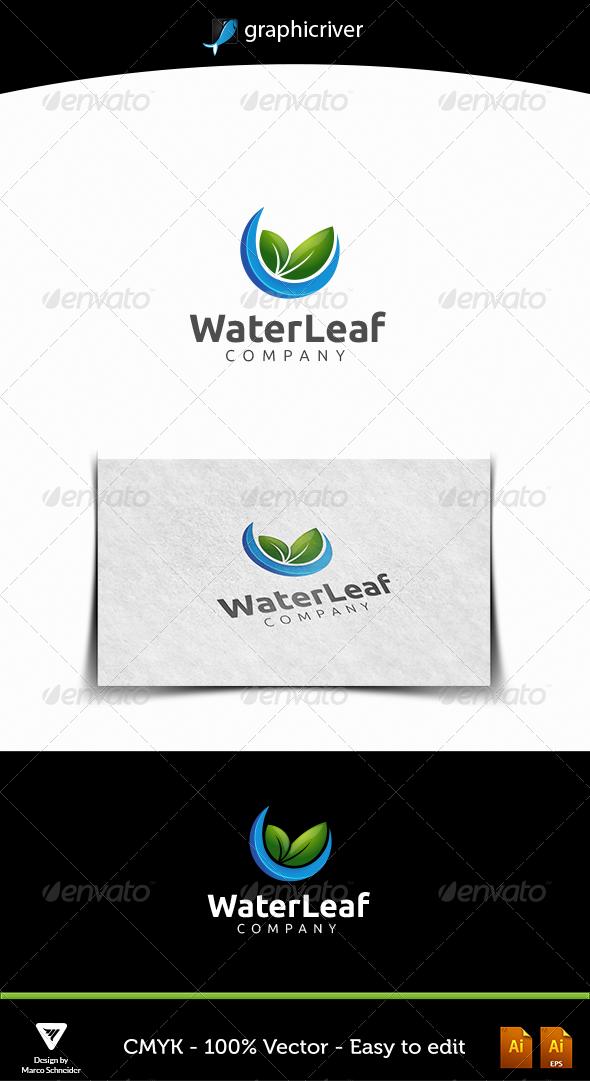 GraphicRiver Waterleaf 4587111