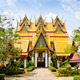 Wat Wang Wiwekaram in Sangkhla Buri,in Kanchanaburi,Thailand - PhotoDune Item for Sale