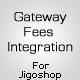 Gateway Fees Integration for Jigoshop