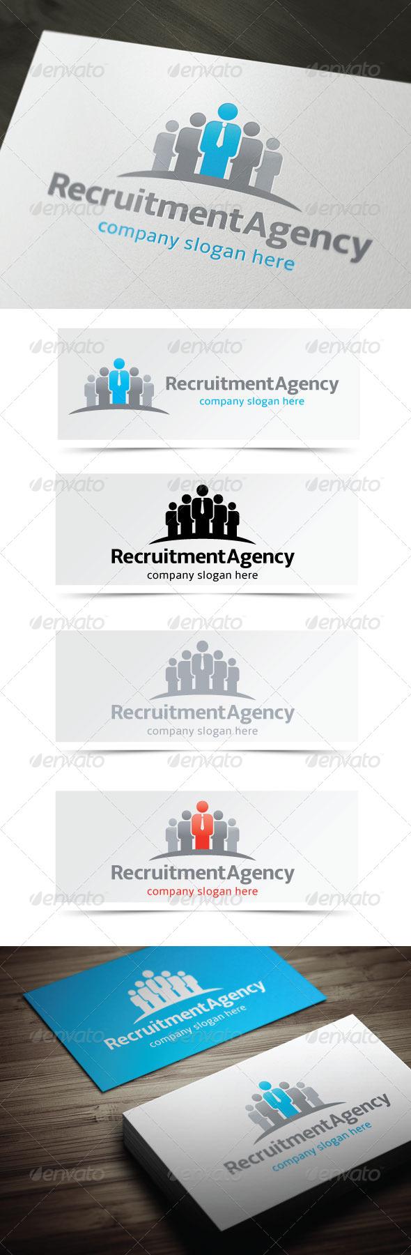 GraphicRiver Recruitment Agency 4588101