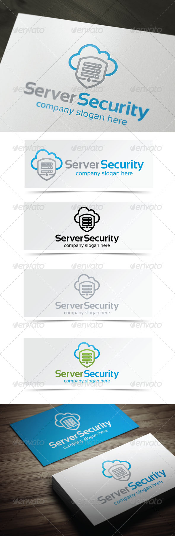 GraphicRiver Server Security 4588107