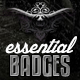Essential Badges Collection 1-8 - GraphicRiver Item for Sale