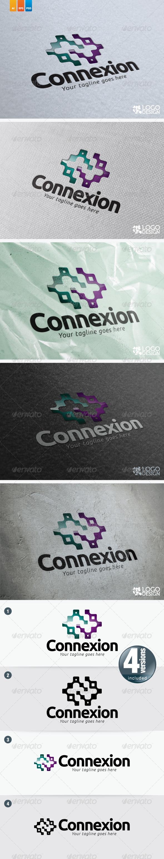 Connexion - Symbols Logo Templates