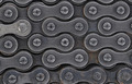 Closeup detail of a Bicycle Chain - PhotoDune Item for Sale