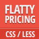 Flat Price - Flat UI Pricing Table - CodeCanyon Item for Sale