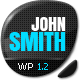 John Smith - AJAX Portfolio WP Theme - ThemeForest Item for Sale