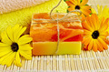 Soap homemade with calendula - PhotoDune Item for Sale