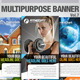 Multipurpose Banner Vol.6 - GraphicRiver Item for Sale
