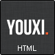 Youxi - Multipurpose Responsive HTML5 Theme - ThemeForest Item for Sale