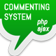 Ajax Comment System