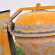 Portable concrete mixer - PhotoDune Item for Sale