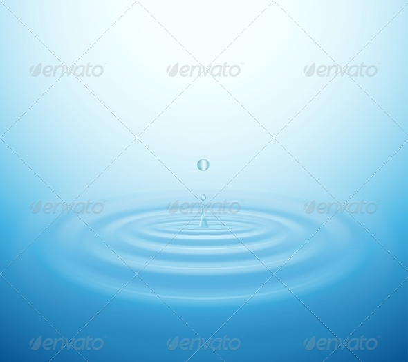 GraphicRiver Water Drops 4591744