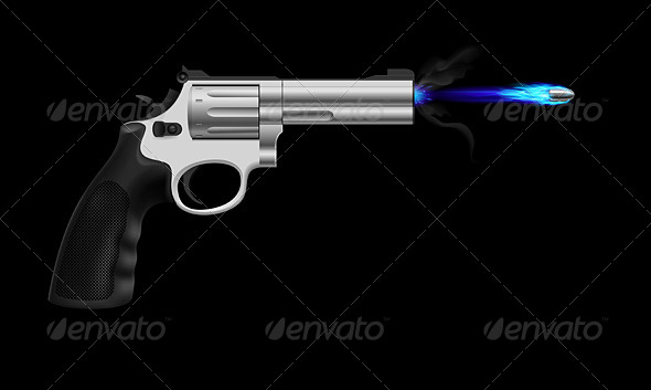 GraphicRiver Revolver 4592213