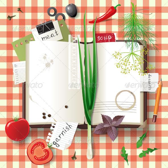 GraphicRiver Cookbook 4592268