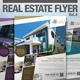 Real Estate Flyer Vol.4 - GraphicRiver Item for Sale