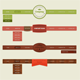 Retro Navigation Bars - GraphicRiver Item for Sale