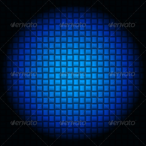 GraphicRiver Metalic Blue Industrial Texture 4592734