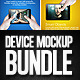Device Mockup Bundle - GraphicRiver Item for Sale