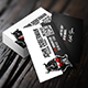 Fight Club Business Card - GraphicRiver Item for Sale