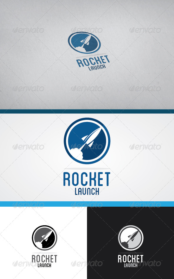 GraphicRiver Rocket Launch 4594900