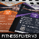 Fitness Flyer V3 - GraphicRiver Item for Sale