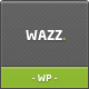 Wazz - Responsive MultiPurpose Theme - ThemeForest Item for Sale