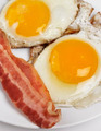 Fried Eggs And Bacon - PhotoDune Item for Sale