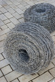 Two bays of barbed wire - PhotoDune Item for Sale