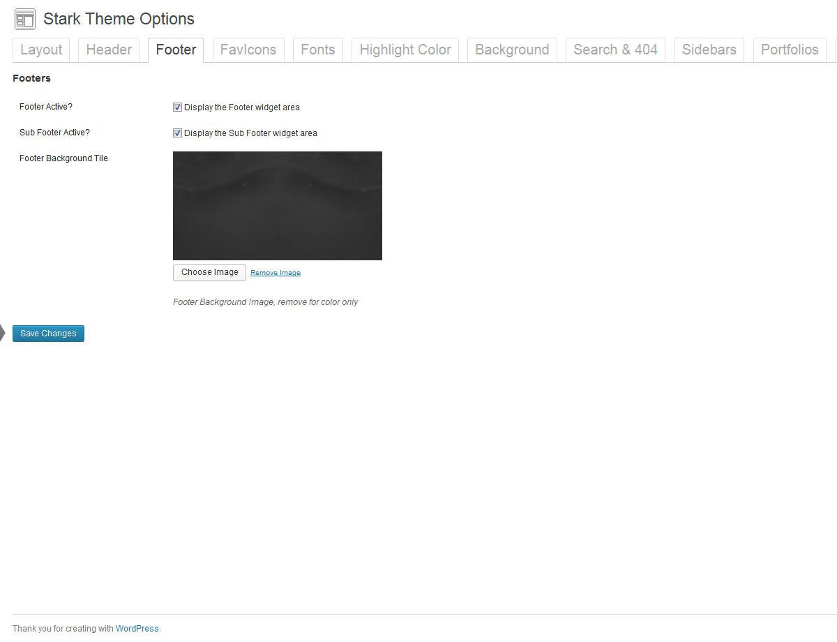 Stark Responsive Multipurpose WordPress Theme