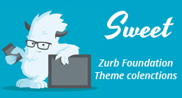 Sweet Zurb Foundation Themes