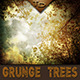 Grunge Tree Silhouettes - GraphicRiver Item for Sale