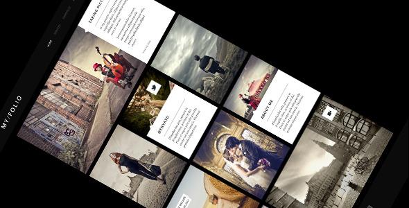 MY FOLIO – Responsive Photography Retina-Rdy HTML5