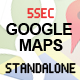5sec Google Maps Standalone - CodeCanyon Item for Sale
