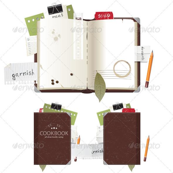 GraphicRiver Cookbook 4599637