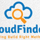 Cloud Finder Logo - GraphicRiver Item for Sale