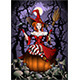 The Witch with a Crow - GraphicRiver Item for Sale