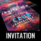 Club Event Invitation - GraphicRiver Item for Sale