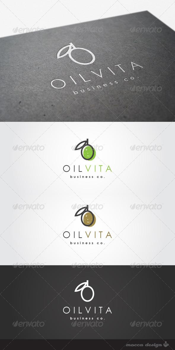 GraphicRiver Oilvita Logo 4600044