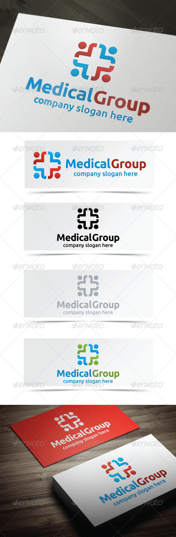 GraphicRiver Medical Group 4600056
