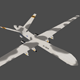 Predator UAV Lowpoly - 3DOcean Item for Sale