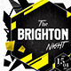 Brighton Party Flyer - GraphicRiver Item for Sale