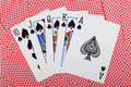 Straight flush card  - PhotoDune Item for Sale