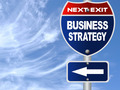 Business strategy road sign - PhotoDune Item for Sale