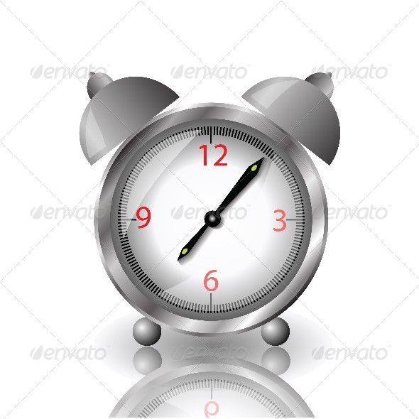GraphicRiver Alarm Clock 4602286