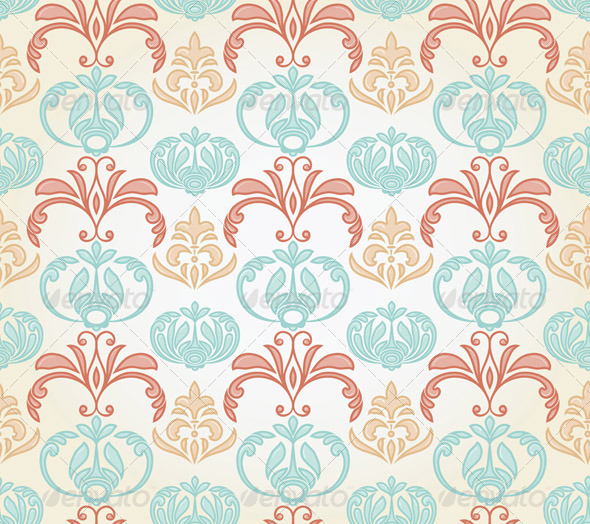 GraphicRiver Vector Seamless Pattern 4603279