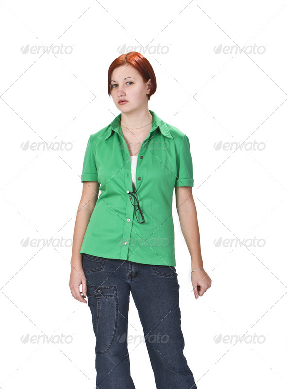 Teenager - Stock Photo - Images