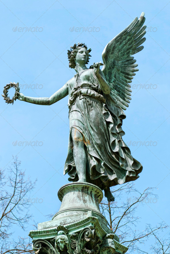 Angel - Stock Photo - Images
