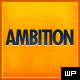 Ambition - WordPress Talent Theme - ThemeForest Item for Sale