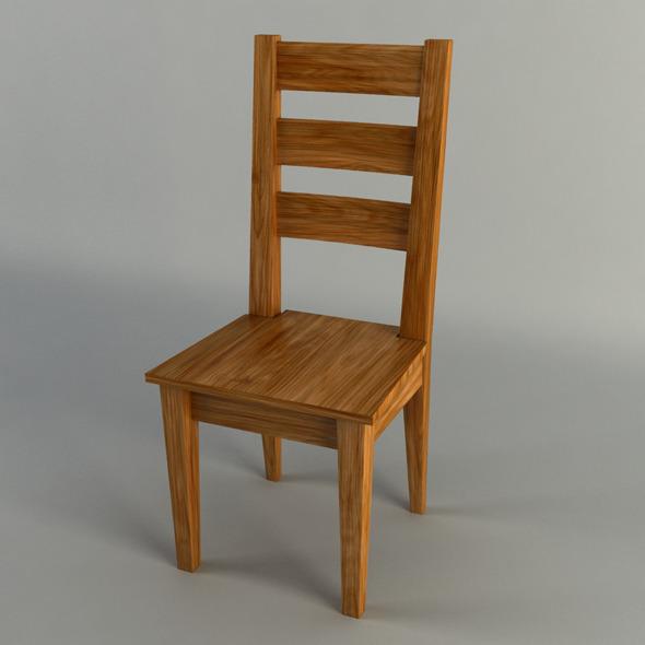 3DOcean Chair 4559317