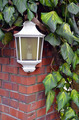 White exterior lamp - PhotoDune Item for Sale